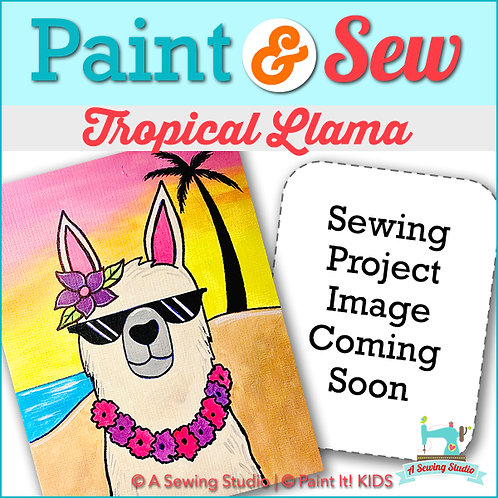 Tropical Llama, July 21 (1 day), 1-4pm, 3 total hours