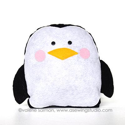 Penguin Plushie