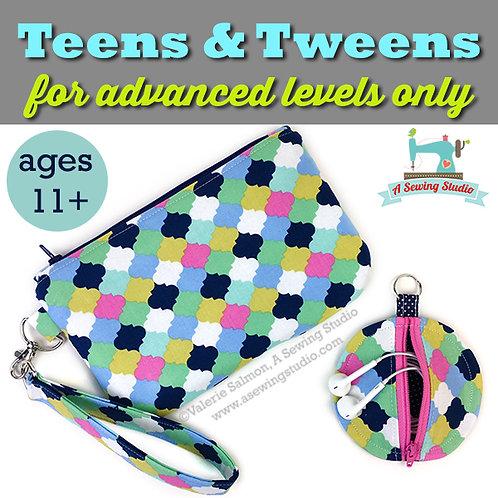Tweens & Teens, 7/12 OR 7/17