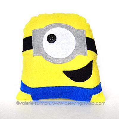 Minion Plushie