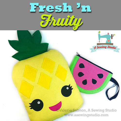 Fresh 'n Fruity, July 23, 10am