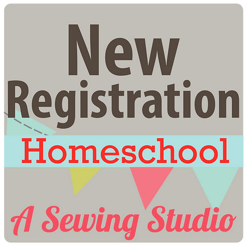 New Registration Homeschool 2020-2021, Friday 1-3p