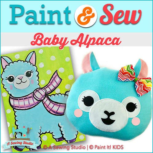 Baby Alpaca, December 21, 9:30a-12:30p, 3 total hours