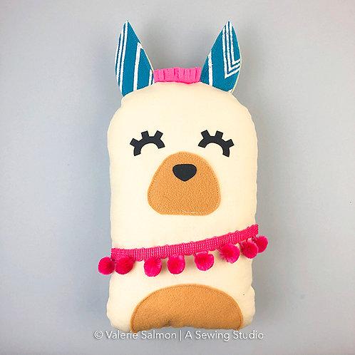 Llama Plushie Kit-To-Go