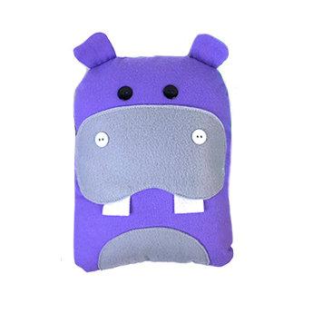 Hippo Plushie Kit-To-Go