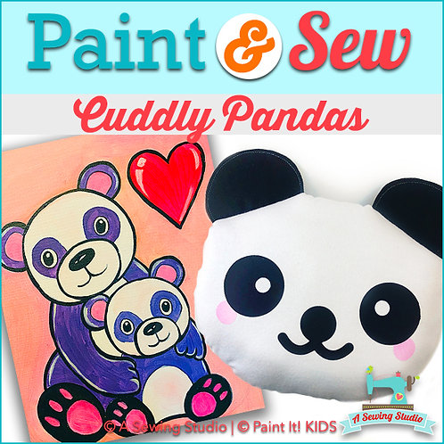 Cuddly Pandas, November 14, 9:30a-12:30p, 3 total hours