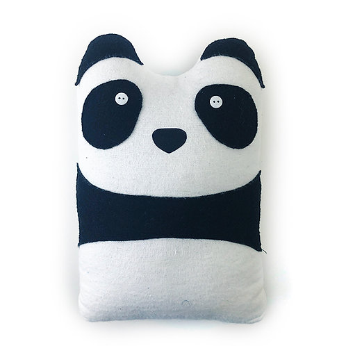 Panda Plushie Kit-To-Go