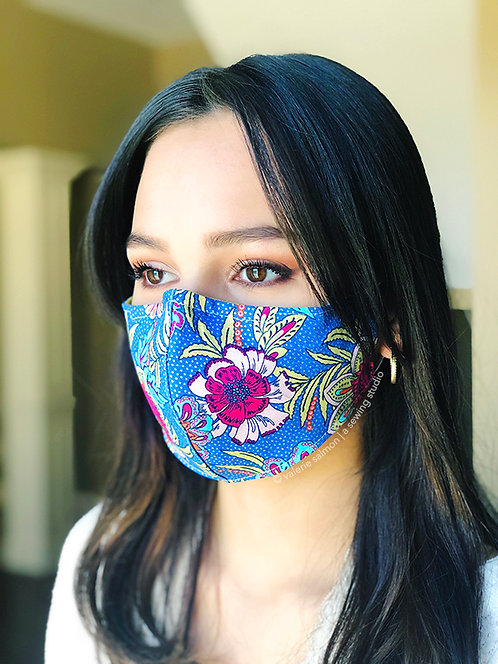 Tailored Face Mask - Adults & Kids (Made to Order)