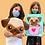 Thumbnail: Pugs & Kisses , February 27, 9:30a-12:30p, 3 total hours