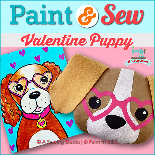 *Parents Night Out* Valentine Puppy , February 13, 5:30-8:30p, 3 total hours