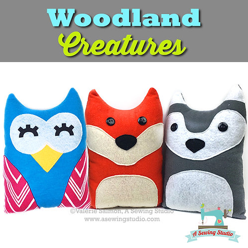 Woodland Creatures, 7/10