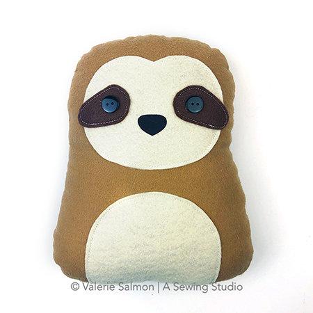 Sloth Plushie