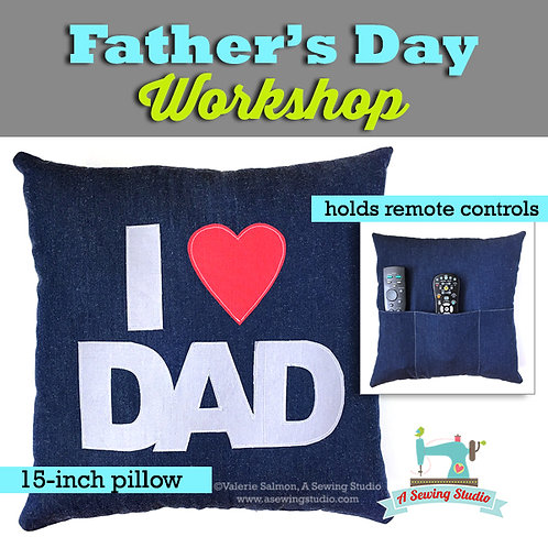 Father's Day Workshop, 6/16