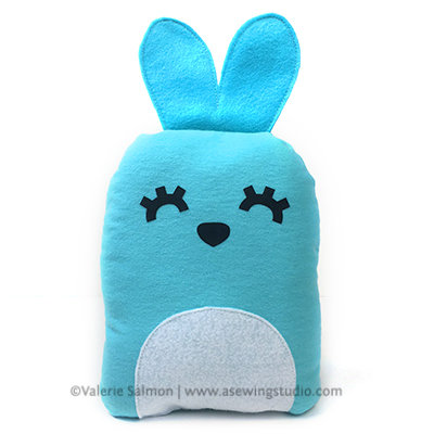 Bunny Plushie Kit-To-Go