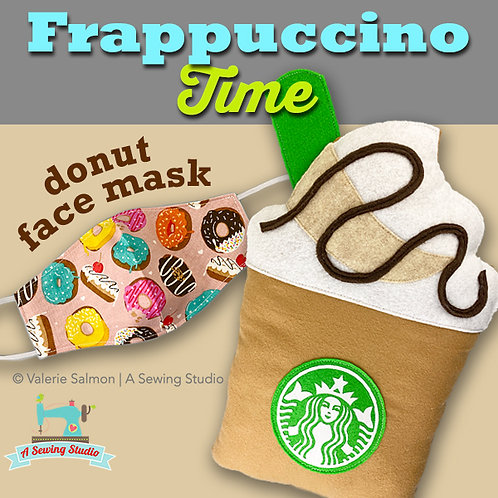 Frappuccino Time, April 10, 2-4pm {All Sewing}