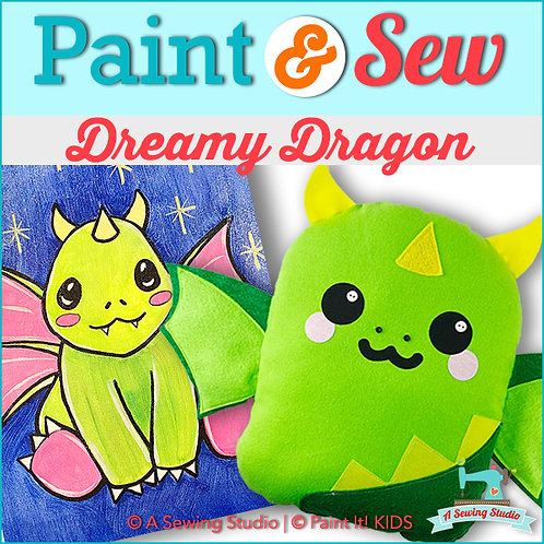 Dreamy Dragon, June 28 (1 day), 1-4pm, 3 total hours