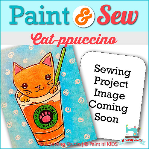 Cat-ppuccino, June 16 (1 day), 1-4pm, 3 total hours