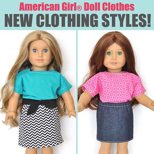 """A.G. Doll Clothes"" 6/25-26"