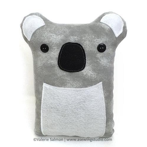 Koala Plushie Kit-To-Go