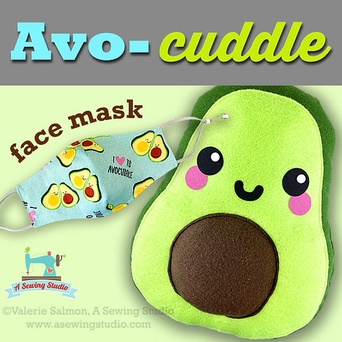 Avo-Cuddle, February 27, 2:00-4:00p {All Sewing}