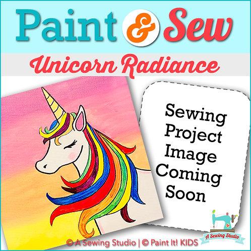 Unicorn Radiance, July 1 (1 day), 1-4pm, 3 total hours