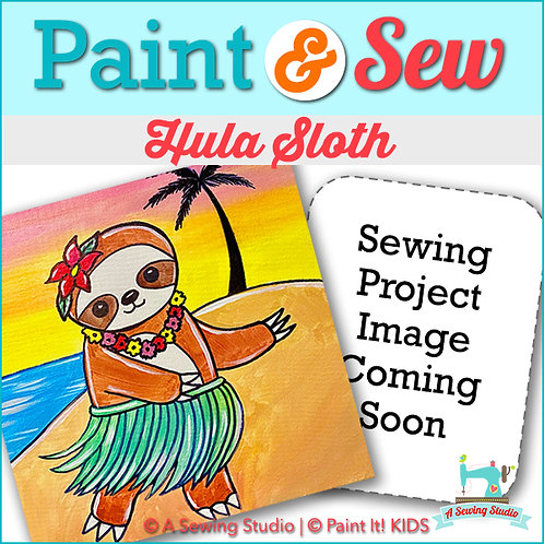 Hula Sloth, July 22 (1 day), 1-4pm, 3 total hours