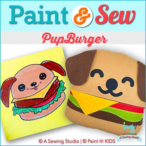 NEW! PupBurger, July 26 (1 day), 1-4pm, 3 total hours
