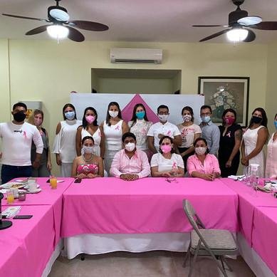 Reunión mensual Asociación de Relaciones Públicas de la Riviera Maya.
