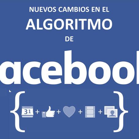Consejos a tener en cuenta con el nuevo algoritmo de Facebook