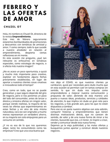 Revista #Emprendimiento febrero