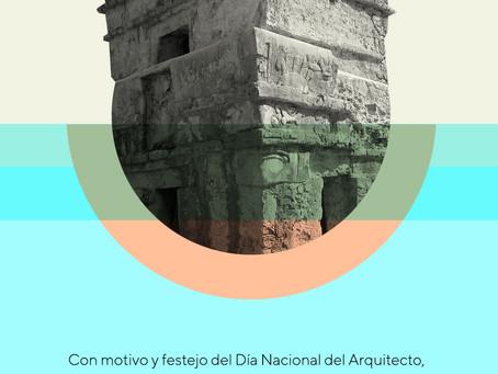 Jornada Magistral, Día Nacional del Arquitecto.