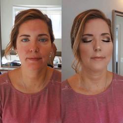 Frances First Communion Makeup