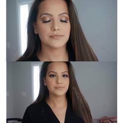 Emma Baptism Makeup