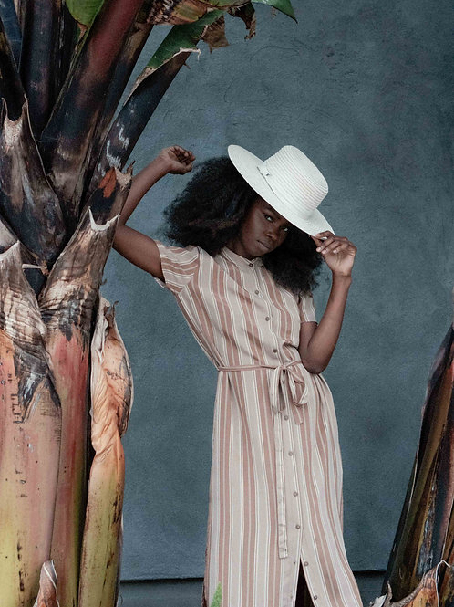 Caswell Dress in Yucca