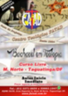Bacharel em Teologia M. Norte
