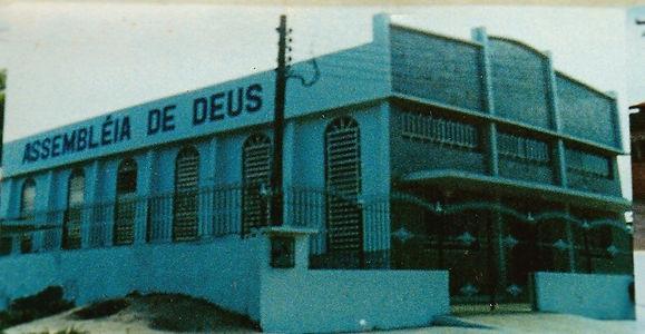 Assembléia de Deus M. Norte, Pastor Silas