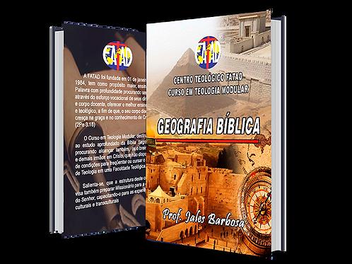 Nº 08 - Apostila Digital Geografia Bíblica