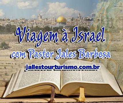 viagem para israel