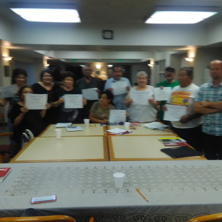 Thanks to Salvation Army for hosting English ESL greater things English classes. What a blessing to