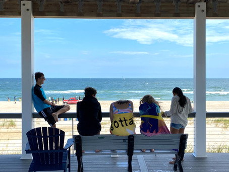 Long Beach Twp: Best Seat for Ocean View on LBI's Longest Beach: Brant Beach to North Beach Haven