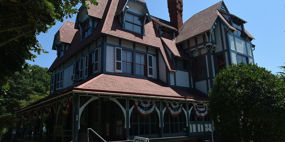 Author Signing, Emlen Physick Estate, Crafts & Collectibles Show