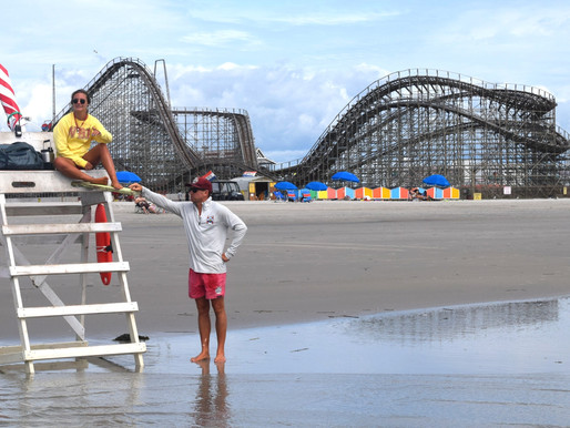 Wildwood: Multi-Ethnic, Dog Friendly, Kate & Bobby, Wildest Rides on a Wide Beach