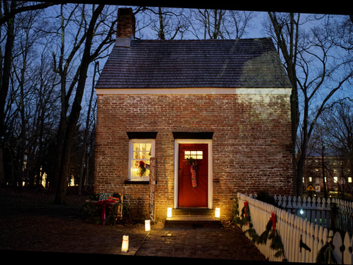 Leave Modern Woes Behind with19th Century Historic Christmas at Allaire Village