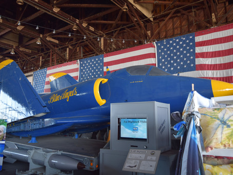 Airfest 2020 Flies Into Naval Air Station Wildwood, Sept 5-6. Planes, Bands and Vendors.