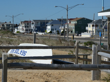 Seaside Park: Pick Your Spot--Basic Beach or Private Funtown Beach (without the pier and rides)