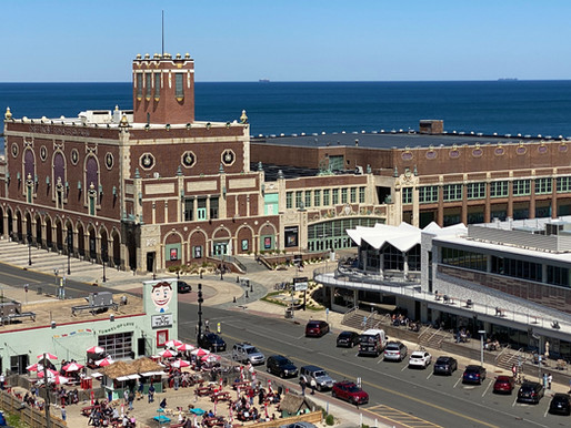 Asbury Park: Surfers, Dog Lovers, Music Fans, Fortune Teller, Puckers, Mini-Golfers & More
