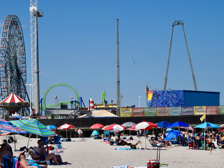 """""""Team"""" Seaside Heights Makes the Most of the Summer, even without the Snooki Shop Truck"""