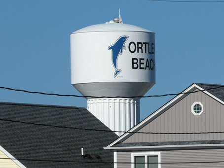 """Ortley Beach: Toms River Twp's Only Public Beach. Other """"Dover Beaches"""" that Can Breeze By"""