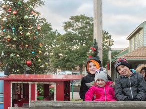 Make Christmas Shopping more Cheerful at Historic Smithville, 60 Shops in an Outdoor Setting
