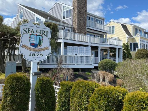 Sea Girt: Best Boardwalk Among the Dunes, Hidden Lighthouse, Famous Parker House